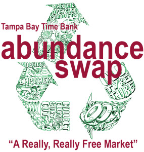 Tampa Bay Time Bank Abundance Swap - a really, really free market